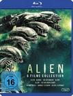 Alien 1-6 [6 BRs]