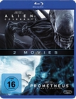 Prometheus & Alien: Covenant [2 BRs]