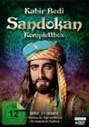 Sandokan - Komplettbox (Tiger/Rückkehr) [6 DVDs]