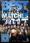 WWE Best PPV Matches 2017 [3 DVDs]