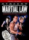 Martial Law 1-3 Trilogy [2 BRs] (+ 2 DVDs) - MB