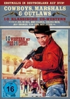 Cowboys, Marshals & Outlaws [10 DVDs]
