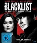 The Blacklist - Season 5 [6 BRs]