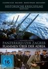 Panzerkreuzer Zagreb - Flammen über der Adria