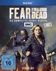 Fear the Walking Dead - Staffel 4 - Uncut [4 BRs