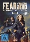 Fear the Walking Dead - Staffel 4 - Uncut [4DVD]