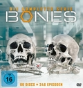 Bones - Complete Box [66 DVDs]