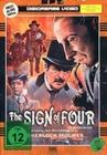 Sherlock Holmes - Das Zeichen der Vier (+ DVD)