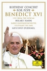 Papst Benedikt XVI - Birthday Concert for Pope..