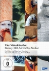 Vier Videokünstler - Barney, Hill, ... [2 DVDs]