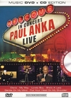 Paul Anka - Live in Concert (+ CD)