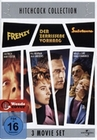 Hitchcock Collection: Frenzy/Der zer.. [3 DVDs]