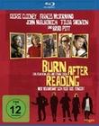 Burn after Reading - Wer verbrennt sich hier...