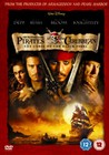 PIRATES OF THE CARIBBEAN (DVD)