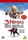 3 NINJAS HIGH NOON (DVD)