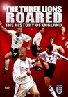 THREE LIONS-HISTORY OF ENGLAND (DVD)