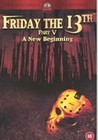 FRIDAY THE 13TH PART 5 (DVD)