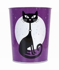 1 x BLACK CAT M�LLEIMER / PAPIERKORB