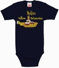 1 x BABYBODY - THE BEATLES YELLOW SUBMARINE - BLAU