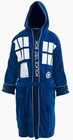 1 x DOCTOR WHO TARDIS BADEMANTEL