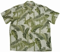 1 x ORIGINAL HAWAIIHEMD - TREE TOPS CREME - PARADISE FOUND