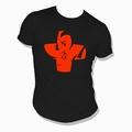 Share - schwarz-rot - Shirt