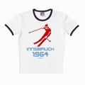 Logoshirt - Innsbruck 1964 Flock - Shirt