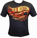 6 x TEX MORTON SHIRT - BLACK