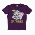 2 x LOGOSHIRT - DUMBO SHIRT - PURPLE
