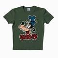 Logoshirt - Goofy Shirt - Olive