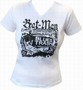 1 x BEAT-MAN - BLUES TRASH - GIRL-SHIRT