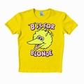 Logoshirt - Sesamstrasse - B Is For Blonde Shirt