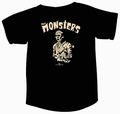 1 x THE MONSTERS - MUMIE - SHIRT