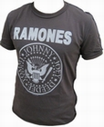 4 x AMPLIFIED - RAMONES SHIRT LOGO - MEN