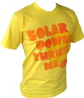 1 x VINTAGEVANTAGE - SOLAR POWER SHIRT