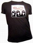 3 x EMILY THE STRANGE -  JAM IT ON SHIRT