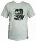 1 x SMOKE KILLS - GREY - MEN SHIRT