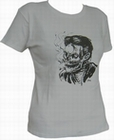 x SMOKE KILLS - GREY - GIRL SHIRT