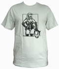1 x DOMINA - GREY - MEN SHIRT