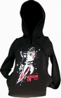 2 x EMILY THE STRANGE - ROCK IT PULLOVER HOODY