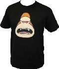 AMOS - KING KEN SHIRT - BLACK - MEN