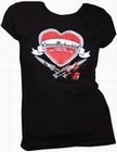 5 x KRAWALLSCHACHTEL GIRL SHIRT