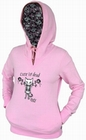 1 x EMILY THE STRANGE - CUTE IS DEAD SPECIALTY PULLOVER