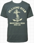 1 x ROCKNROLL SINCE 1999 SHIRT - MEN