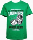 5 x MEXICAN WRESTLING SHIRT - MEN