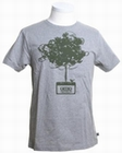 1 x DEPHECT - CASSETTE TREE - SHIRT - HEATHER