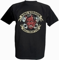 1 x KING KEROSIN - HELL CHAPTER - SHIRT