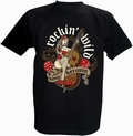1 x KING KEROSIN - ROCKIN WILD - SHIRT