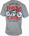 1 x DEPALMA - ROAD LORDZ - SHIRT - GREY