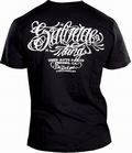 1 x DEPALMA - SALVAGE KINGS - SHIRT - BLACK